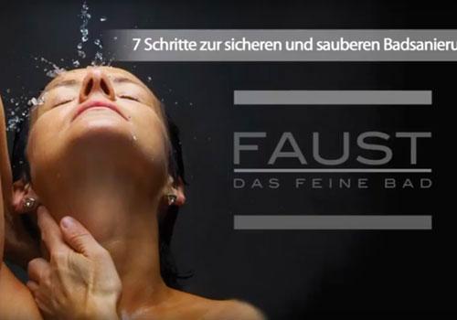 Faust Video Badsanierung und Badrenovierung aus Haßfurt