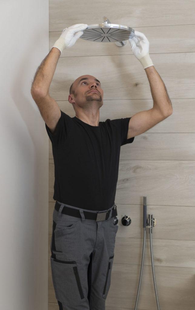 Handwerk bei Faust, Badsanierung & Badrenovierung mit Baddesign und Badausstellung in Haßfurt