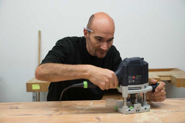 Handwerker bei Faust für Badsanierung und Baddesign mit Badausstellung in Haßfurt