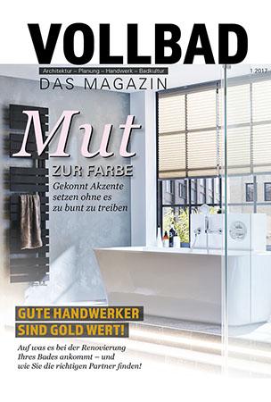 Vollbad & Kompelttbad Broschüe bei Faust mit Baddesign und Badsanierung aus Haßfurt