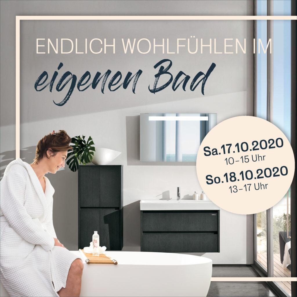 Faust Badausstellung für Badsanierung und Badrenovierung Schweinfurt, Haßfurt und Bamberg